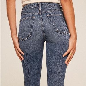 Reformation French Skinny Jeans